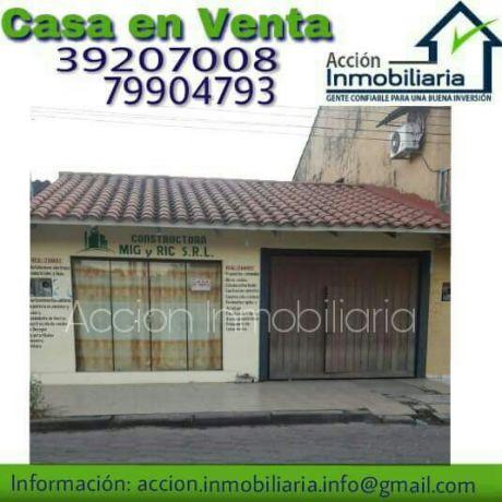 Casa En Venta Montero