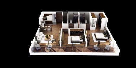 Dos Dormitorios - Tipo C
