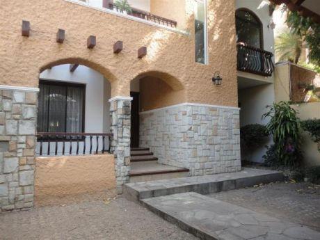 Alquilo Casa Para Empresa Barrio Equipetrol Norte