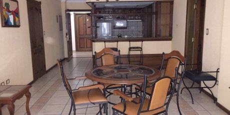 Hermoso Departamento Amoblado En Hotel Prestigioso - Santa Cruz De La Sierra