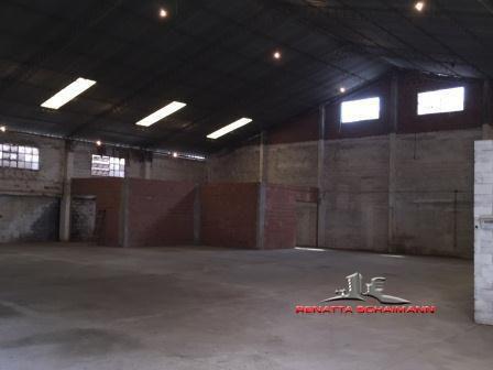 GalpÓn Cubierto Para DepÓsito De Empresa - Santa Cruz De La Sierra