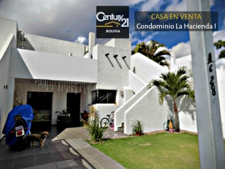 Casa En Venta Condominio La Hacienda I