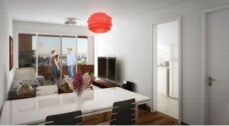 Apartamento De 2 Dormitorios En Cordón - A Estrenar Hoy!