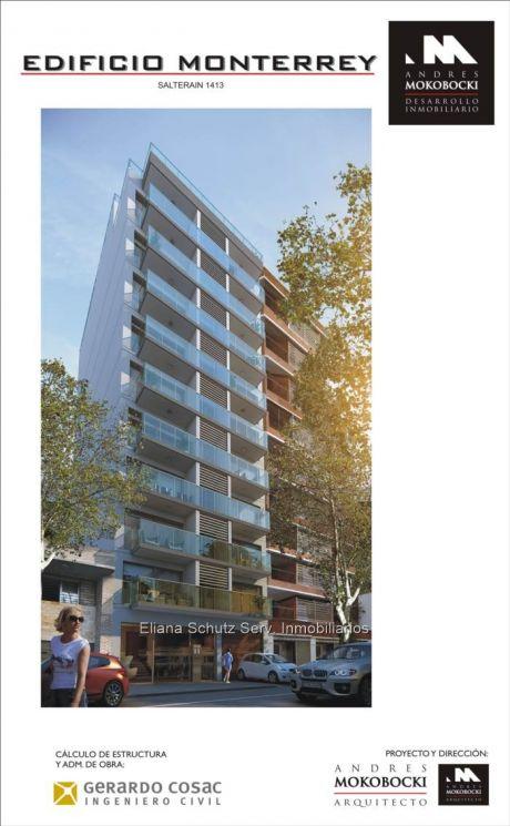 Apartamento Venta 1 Dormitorio Cordon A Estrenar Vivienda De Interes Social