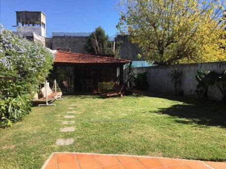 Venta Casa 3 Dormitorios, Jardín,  Parque Batlle