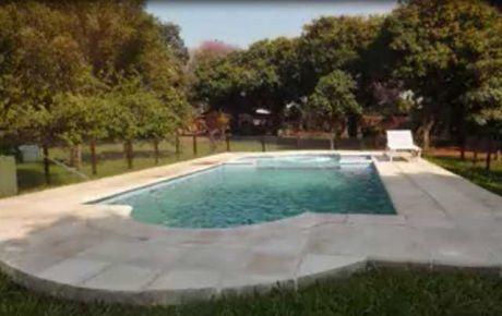 Alfa  Inmobiliaria Vende Hermosa Casa Quinta En Pleno Luque! 2 Hectareas A Cuadras De Capitan Infsfran Luq San Lorenzo