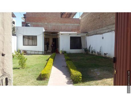 Tadeo Haenke-villavicencio Casa 1 Planta