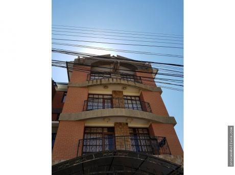 Precioso Departamento Tadeo Haenke Y Rene Moreno
