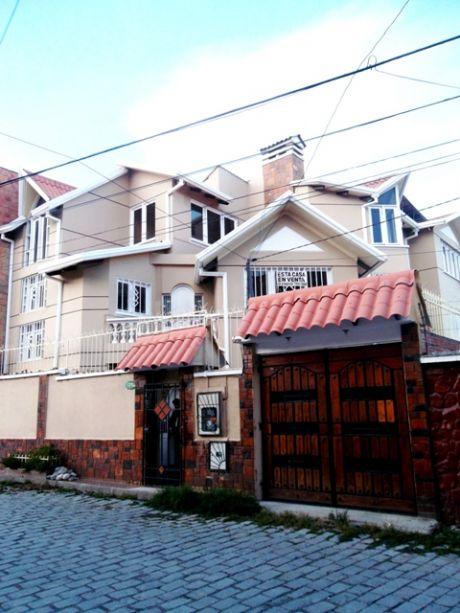 Casa En Venta - Sopocachi