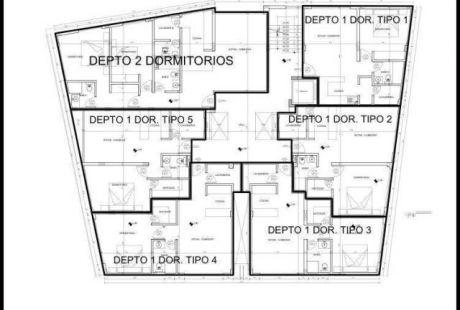 Departamentos En Pre-venta - Zona Calacoto