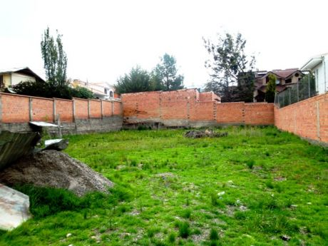 Terreno En Alquiler - Achumani