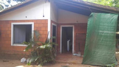 Vendo Casa En Caacupe Km 50 Sobre Ruta 2