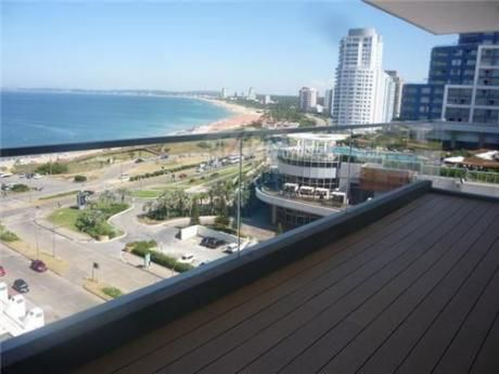Alquiler Depto.3 Suites Playa Mansa Punta Febrero