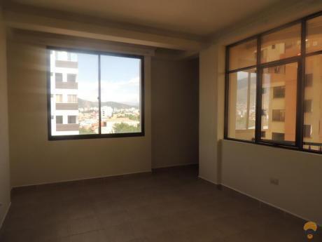 Departamento A Estrenar En Alquiler Zona Sarco Inmediaciones De Av. Melchor Perez Y Juan De La Rosa