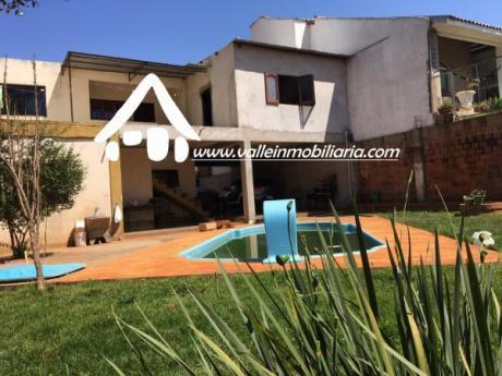 Alquilo Hermosa Casa En Barrio Villa Bancaria