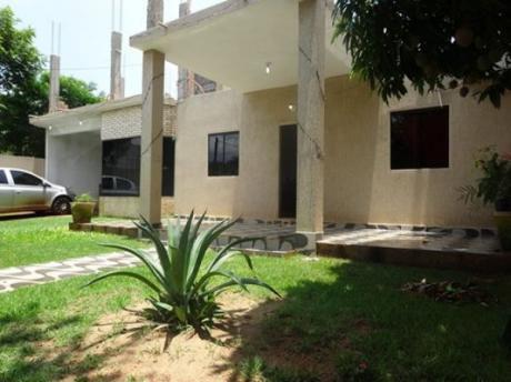 Vendo Hermosa Casa Y A Seguir Construyendo En Pte. Fran