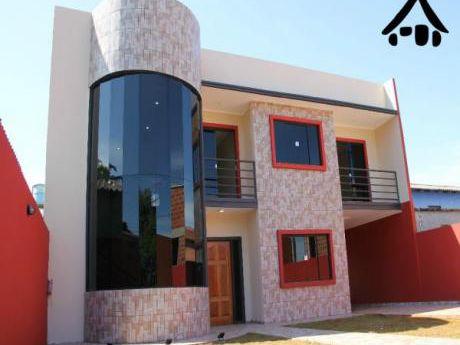 Vendo Preciosa Casa En Presidente Franco!
