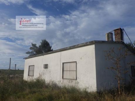 Chacra En Canelón Chico, 4 Has, Casa, Galpón