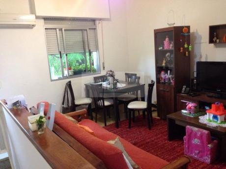 Apartamento  Al Frente . Sin Gastos Comunes Dos Dormitorios Cerca Tres Cruces