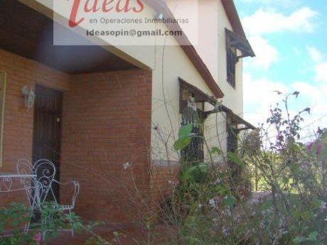 Hermosa Chacra, Casa De Campo, Rincón Del Colorado