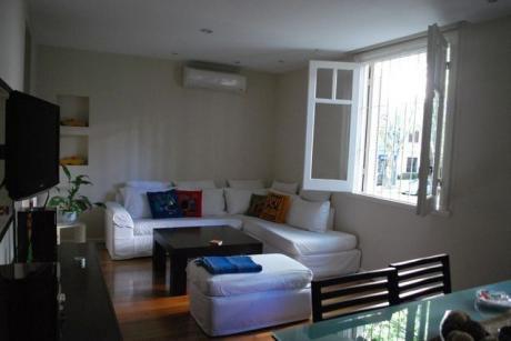 Apartamento De Estilo Reciclado A Nuevo !!