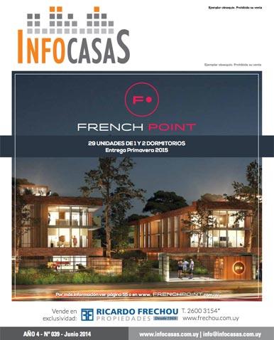 Revista Infocasas, Número 39, Junio 2014