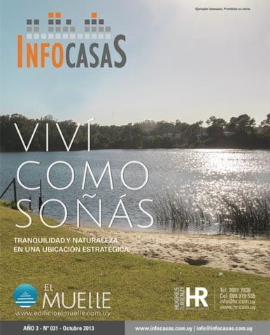 Revista Infocasas, Número 31, Octubre 2013