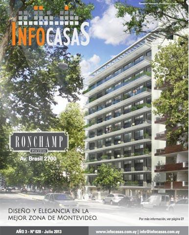 Revista Infocasas, Número 28, Julio 2013
