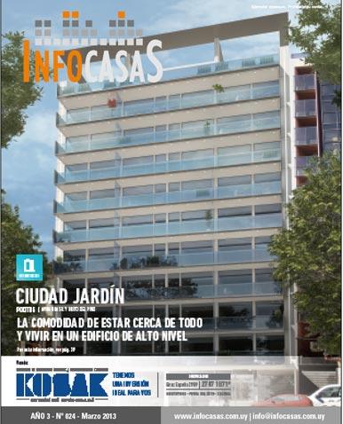 Revista Infocasas, Número 24, Marzo 2013