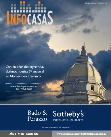 Revista Infocasas, Número 17, Agosto 2012