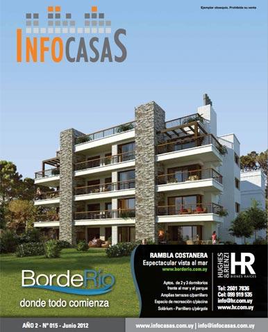 Revista Infocasas, Número 15, Junio 2012