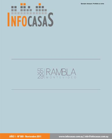 Revista Infocasas, Número 9, Noviembre 2011