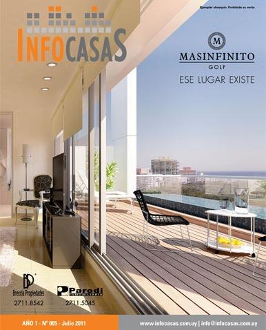 Revista Infocasas, Número 5, Julio 2011