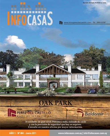 Revista Infocasas, Número 4, Junio 2011