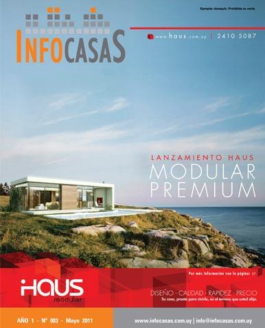 Revista Infocasas, Número 3, Mayo 2011