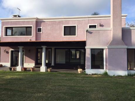 Sitio Alquila - 3 Dorms . Barrio Privado La Asuncion