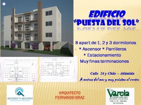 Apartamento En Atlántida