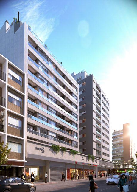 Apartamentos A Estrenar - Gran Ubicación-  Mono Y 1,2,3 Dormitorios