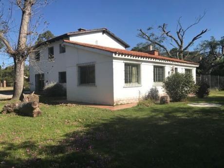 Id 10817 - Veala, Hermosa Propiedad En Zona Residencial. Gran Parque.