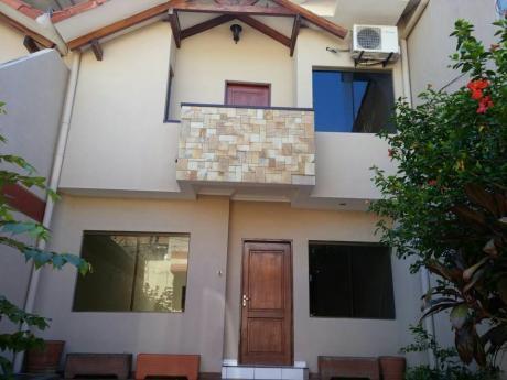 Casa En Alquiler Av. Mutualista 4to Anillo