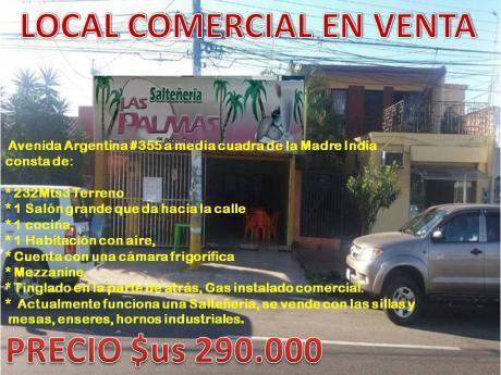 Localcomercial En Venta