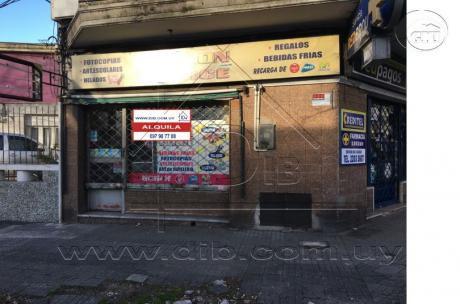Alquiler Reducto Local Comercial Al Frente