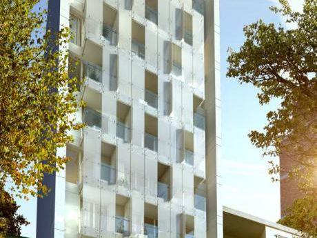 Apartamento Monoambiente Pocitos Venta Ideal Inversión