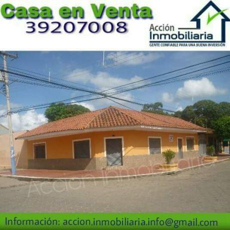 Casa En Venta Zona Central De Montero