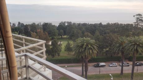 Estupenda Vista Al Mar Y Golf, 3 Dorm. 2 Baños. Opción Gge.