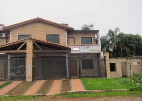 Vendo Duplex A Estrenar Luque Barrio Residencial
