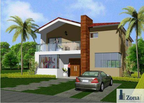 En Pre-venta! Casa De 3 Suites En Condominio Exclusivo Del Urubo