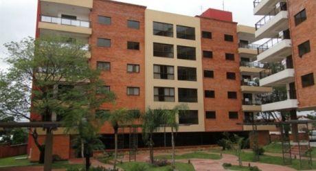 Departamento En Condominio Parque Venezuela - Amoblado