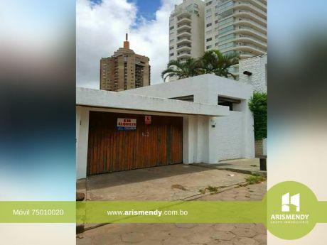 Hermosa Casa En  Zona Centro Alquiler
