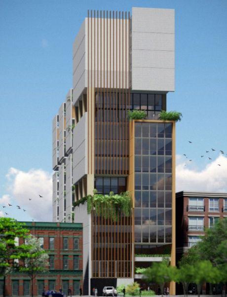 Edificio Zenith ! Oficinas Corporativas